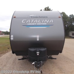 2019 Coachmen Catalina Legacy Edition 303RKPLE  - Travel Trailer New  in Friendship WI For Sale by Friendship RV Inc. call 608-339-2300 today for more info.