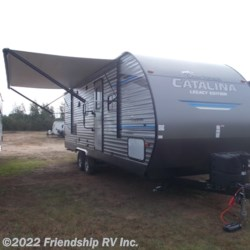 New 2019 Coachmen Catalina Legacy Edition 243RBSLE For Sale by Friendship RV Inc. available in Friendship, Wisconsin