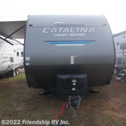 2019 Coachmen Catalina Legacy Edition 243RBSLE  - Travel Trailer New  in Friendship WI For Sale by Friendship RV Inc. call 608-339-2300 today for more info.