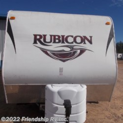 2012 Dutchmen Rubicon 2600  - Toy Hauler New  in Friendship WI For Sale by Friendship RV Inc. call 608-339-2300 today for more info.