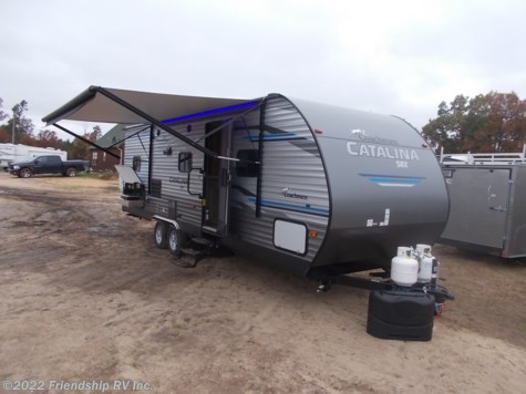 New 2019 Coachmen Catalina SBX 261BHS For Sale by Friendship RV Inc. available in Friendship, Wisconsin