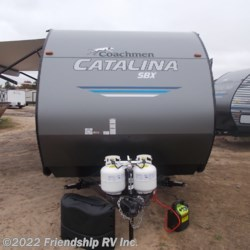2019 Coachmen Catalina SBX 261BHS  - Travel Trailer New  in Friendship WI For Sale by Friendship RV Inc. call 608-339-2300 today for more info.