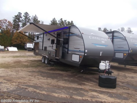New 2019 Coachmen Catalina SBX 291BHS For Sale by Friendship RV Inc. available in Friendship, Wisconsin
