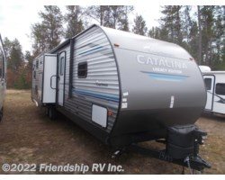 #NT1604 - 2019 Coachmen Catalina Legacy Edition 313DSRBCKLE