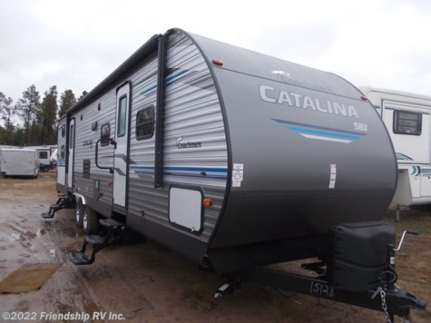 New 2019 Coachmen Catalina SBX 321BHDS For Sale by Friendship RV Inc. available in Friendship, Wisconsin