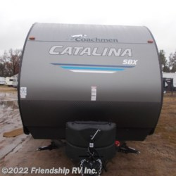 2019 Coachmen Catalina SBX 321BHDS  - Travel Trailer New  in Friendship WI For Sale by Friendship RV Inc. call 608-339-2300 today for more info.