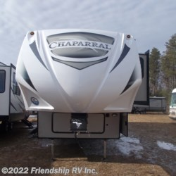 2019 Coachmen Chaparral 381RD  - Fifth Wheel New  in Friendship WI For Sale by Friendship RV Inc. call 608-339-2300 today for more info.