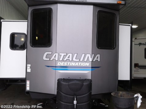New 2019 Coachmen Catalina Destination 39MKTS For Sale by Friendship RV Inc. available in Friendship, Wisconsin