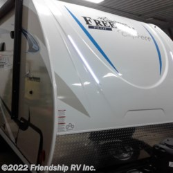New 2019 Coachmen Freedom Express Pilot 19FBS For Sale by Friendship RV Inc. available in Friendship, Wisconsin