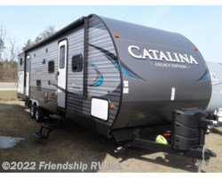 #NT1458 - 2019 Coachmen Catalina Legacy Edition 323BHDSCK