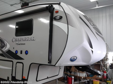New 2019 Coachmen Chaparral 336TSIK For Sale by Friendship RV Inc. available in Friendship, Wisconsin