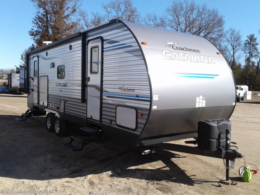 2019 Coachmen Catalina SBX 241RLS
