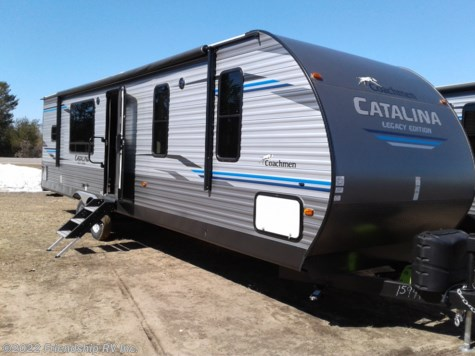 New 2019 Coachmen Catalina Legacy Edition 303RKDSLE For Sale by Friendship RV Inc. available in Friendship, Wisconsin