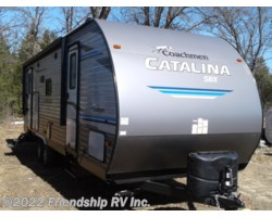 #NT1635 - 2019 Coachmen Catalina SBX 241RLS
