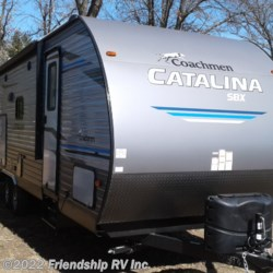 New 2019 Coachmen Catalina SBX 241RLS For Sale by Friendship RV Inc. available in Friendship, Wisconsin