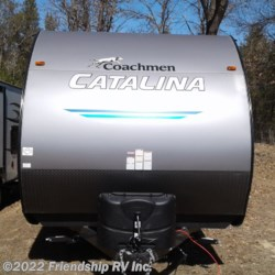 2019 Coachmen Catalina SBX 241RLS  - Travel Trailer New  in Friendship WI For Sale by Friendship RV Inc. call 608-339-2300 today for more info.