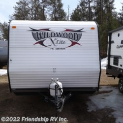 2013 Forest River Wildwood X-Lite 185RB  - Travel Trailer Used  in Friendship WI For Sale by Friendship RV Inc. call 608-339-2300 today for more info.