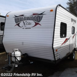 Friendship RV Inc. 2013 Wildwood X-Lite 185RB  Travel Trailer by Forest River | Friendship, Wisconsin