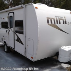 Used 2013 Forest River Rockwood Mini Lite 1901 For Sale by Friendship RV Inc. available in Friendship, Wisconsin