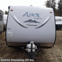 2017 Coachmen Apex Nano 187RB  - Travel Trailer Used  in Friendship WI For Sale by Friendship RV Inc. call 608-339-2300 today for more info.