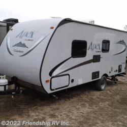 Friendship RV Inc. 2017 Apex Nano 187RB  Travel Trailer by Coachmen | Friendship, Wisconsin