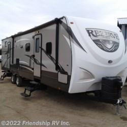 Used 2016 CrossRoads Rezerve 31SB For Sale by Friendship RV Inc. available in Friendship, Wisconsin