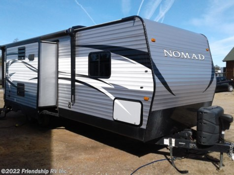 Used 2015 Skyline Nomad 238RB For Sale by Friendship RV Inc. available in Friendship, Wisconsin