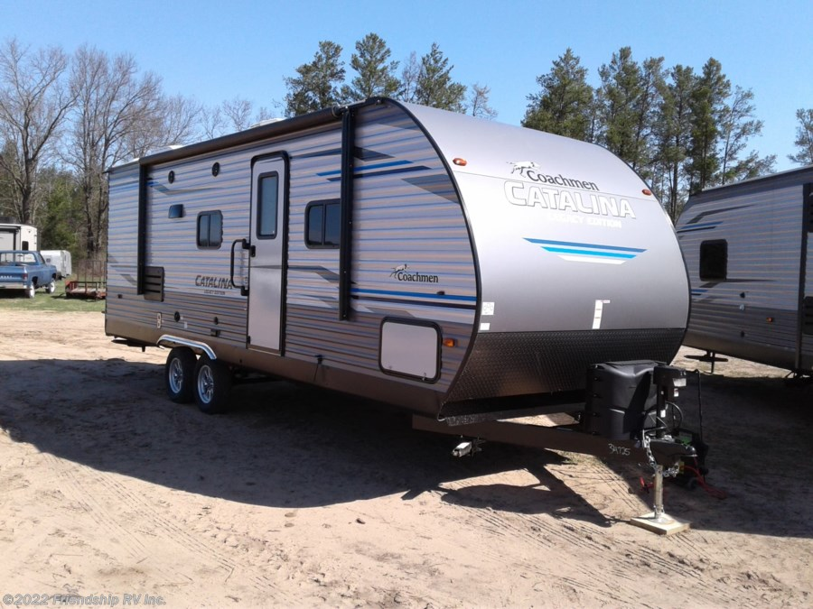 2020 Coachmen Catalina Legacy Edition 243RBSLE