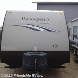 2015 Keystone Passport Ultra Lite 195RB  - Travel Trailer Used  in Friendship WI For Sale by Friendship RV Inc. call 608-339-2300 today for more info.
