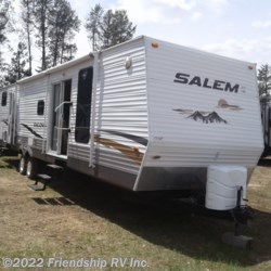 Used 2009 Forest River Salem 392QBEC For Sale by Friendship RV Inc. available in Friendship, Wisconsin