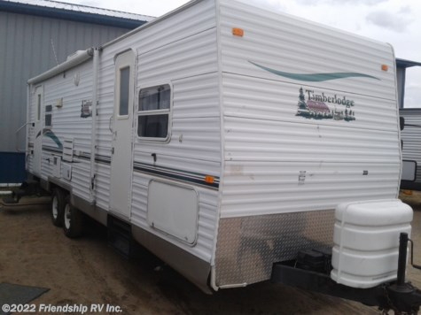 Used 2004 Adventure Timberlodge 26RLS For Sale by Friendship RV Inc. available in Friendship, Wisconsin