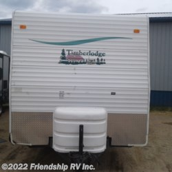2004 Adventure Timberlodge 26RLS  - Travel Trailer Used  in Friendship WI For Sale by Friendship RV Inc. call 608-339-2300 today for more info.