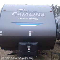 2020 Coachmen Catalina Legacy Edition 243RBSLE  - Travel Trailer New  in Friendship WI For Sale by Friendship RV Inc. call 608-339-2300 today for more info.