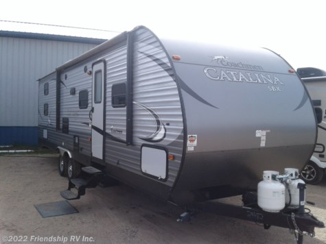 Used 2016 Coachmen Catalina SBX 291QBS For Sale by Friendship RV Inc. available in Friendship, Wisconsin