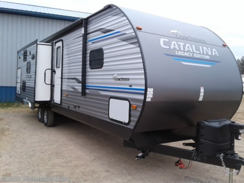 New 2020 Coachmen Catalina Legacy Edition 293RLDSLE For Sale by Friendship RV Inc. available in Friendship, Wisconsin