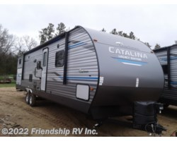 #NT1681 - 2020 Coachmen Catalina Legacy Edition 343BHTSLE