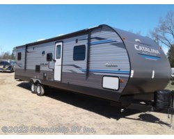 #NT1682 - 2020 Coachmen Catalina Legacy Edition 343BHTSLE