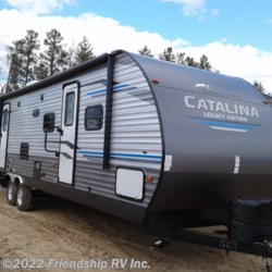 New 2020 Coachmen Catalina Legacy Edition 323BHDSCKLE For Sale by Friendship RV Inc. available in Friendship, Wisconsin