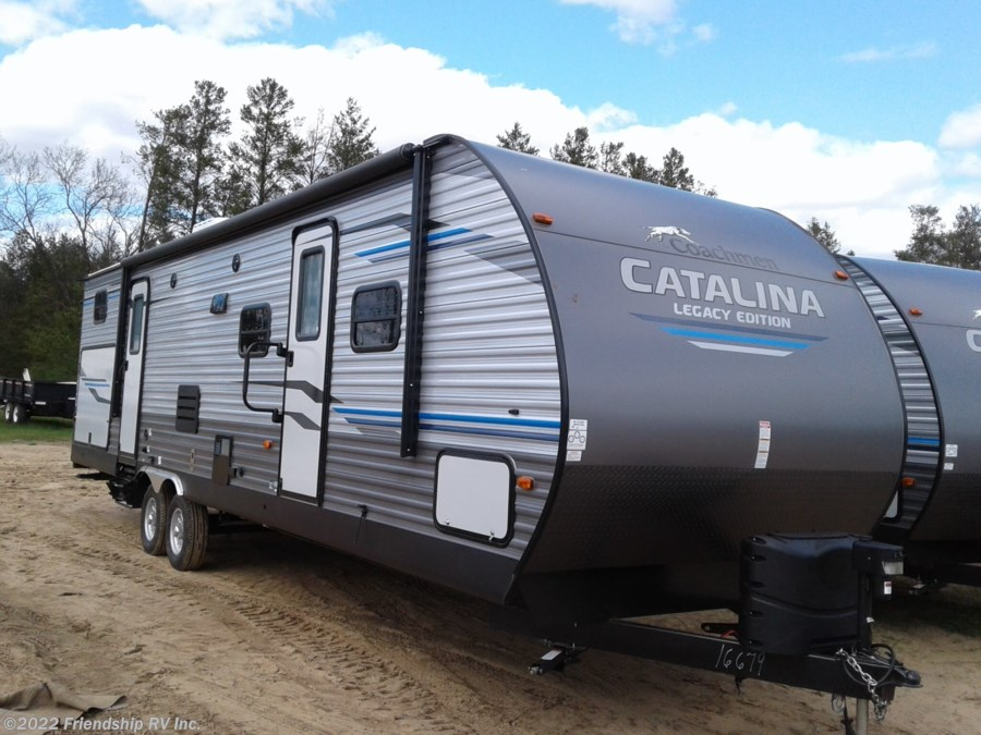 2020 Coachmen Catalina Legacy Edition 323BHDSCKLE