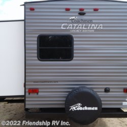 Friendship RV Inc. 2020 Catalina Legacy Edition 323BHDSCKLE  Travel Trailer by Coachmen | Friendship, Wisconsin