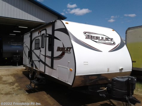 Used 2014 Keystone Bullet Ultra Lite 212RBS For Sale by Friendship RV Inc. available in Friendship, Wisconsin