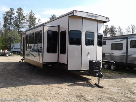 New 2020 Forest River Sandpiper Destination 401FLX For Sale by Friendship RV Inc. available in Friendship, Wisconsin