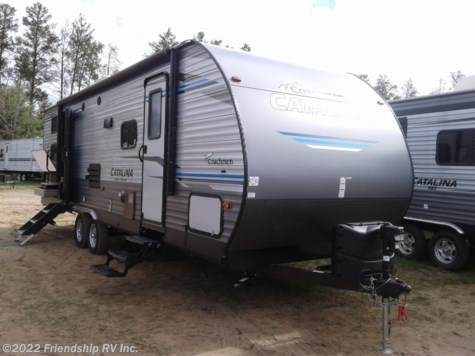 New 2020 Coachmen Catalina Legacy Edition 273BHSCKLE For Sale by Friendship RV Inc. available in Friendship, Wisconsin