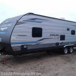 2020 Coachmen Catalina Trail Blazer 26TH  - Toy Hauler New  in Friendship WI For Sale by Friendship RV Inc. call 608-339-2300 today for more info.