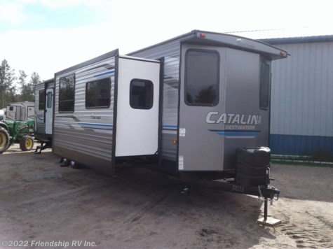 New 2020 Coachmen Catalina Destination 39MKTS For Sale by Friendship RV Inc. available in Friendship, Wisconsin
