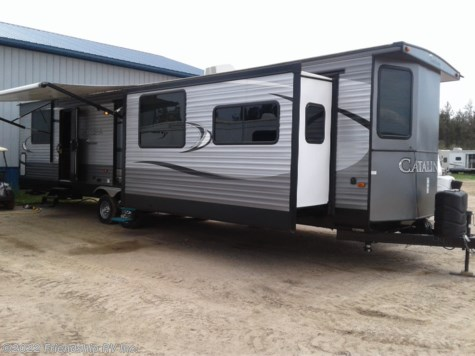 Used 2017 Coachmen Catalina Destination 39MKTS For Sale by Friendship RV Inc. available in Friendship, Wisconsin