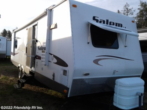 Used 2008 Forest River Salem 292FKDS For Sale by Friendship RV Inc. available in Friendship, Wisconsin