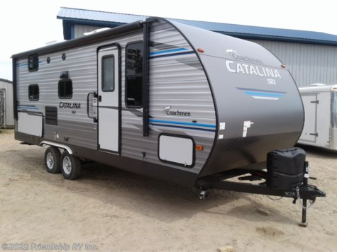 New 2020 Coachmen Catalina SBX 221DBSCK For Sale by Friendship RV Inc. available in Friendship, Wisconsin