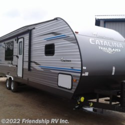 2020 Coachmen Catalina Trail Blazer 28THS  - Toy Hauler New  in Friendship WI For Sale by Friendship RV Inc. call 608-339-2300 today for more info.