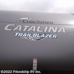 Friendship RV Inc. 2020 Catalina Trail Blazer 28THS  Toy Hauler by Coachmen | Friendship, Wisconsin